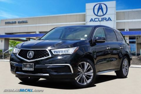 Pre-Owned 2018 Acura MDX Technology Pkg * Acura Certified CPO
