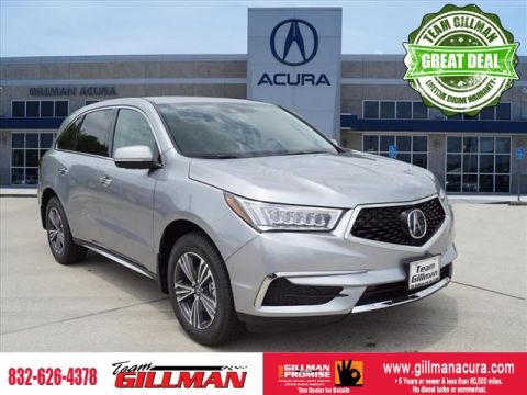 Pre-Owned 2018 Acura MDX SH-AWD CERTIFIED