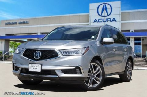 Certified Pre-Owned 2018 Acura MDX SH-AWD with Advance Package