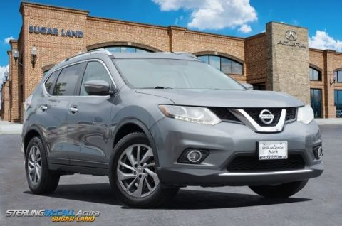 Pre-Owned 2015 Nissan Rogue SL *** NAVIGATION *** SUNROOF ***