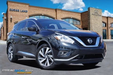 Pre-Owned 2015 Nissan Murano Platinum *** NAVIGATION *** PANORAMIC SUNROOF ***