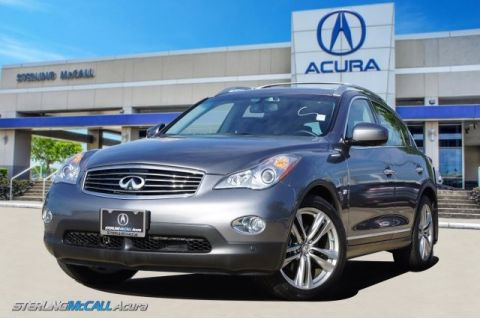 Pre-Owned 2015 INFINITI QX50 Journey ONLY 14K Miles! * Loaded w/ Tech, Touring & Premium Pkgs *