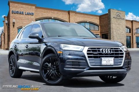 Pre-Owned 2018 Audi Q5 *** NAVIGATION *** B & O STEREO *** Tech Premium Plus
