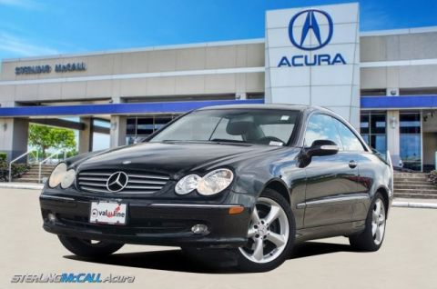 Pre-Owned 2005 Mercedes-Benz CLK 3.2L