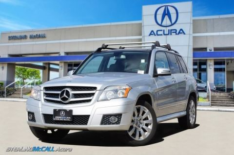 Pre-Owned 2010 Mercedes-Benz GLK GLK 350 4MATIC® AWD PANORAMIC SUNROOF